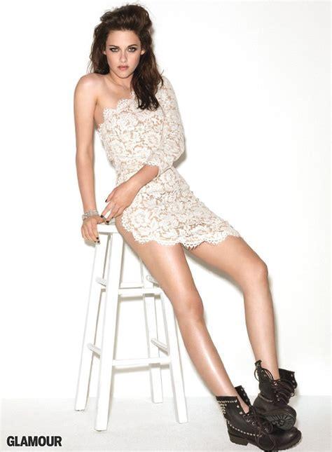Twilight Author Interviews Kristen Stewart In The November