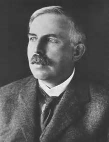 Ernest Rutherford Proton Ernest Rutherford Chemistry Time