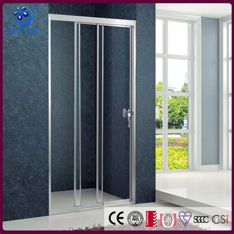 Smart Glass Shower Door 3 T 252 R Falten Smart Glas Duscht 252 R Ohne Boden Rail Kd4101 Dusche Zimmer Produkt Id 543742827