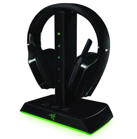 Headset Razer Chimaera razer chimaera 5 1 surround sound gaming headset up for pre orders