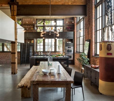 Cuisine Style Atelier Industriel 3425 by Cuisine Indus Style Industriel 224 San Francisco D 233 Co