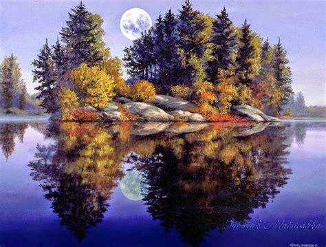 imagenes de paisajes pintados al oleo cuadros modernos pinturas y dibujos ver paisajes de