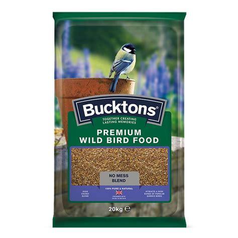 bucktons premium wild bird food wild bird food online