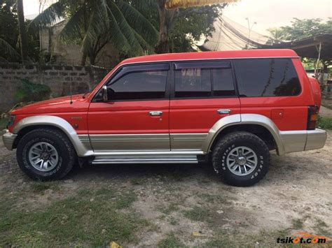 mitsubishi pajero 2004 mitsubishi pajero 2004 car for sale central visayas
