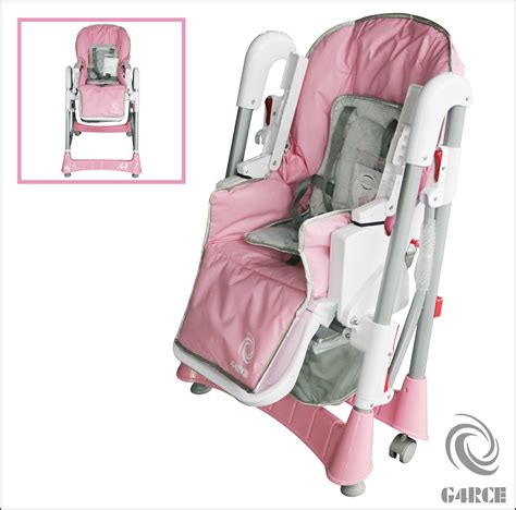 Baby Recliner Seat by G4rce Foldable 3 In 1 Baby Toddler Infant Highchair