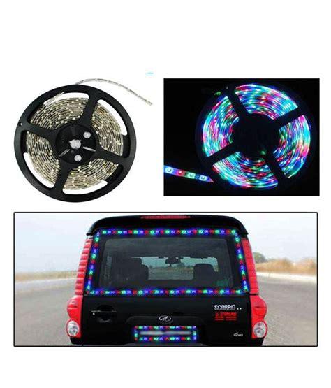 Speedwav 5 Meters Waterproof Cuttable Led Lights Strip Led Lights Cuttable