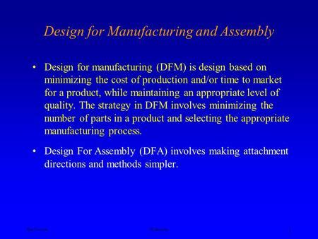 design for manufacturing and assembly book free download plastic product design ppt download