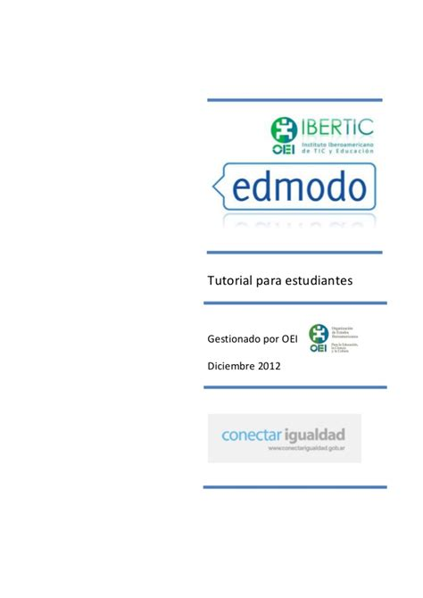 edmodo login with email edmodo tutorial estudiantes 2013