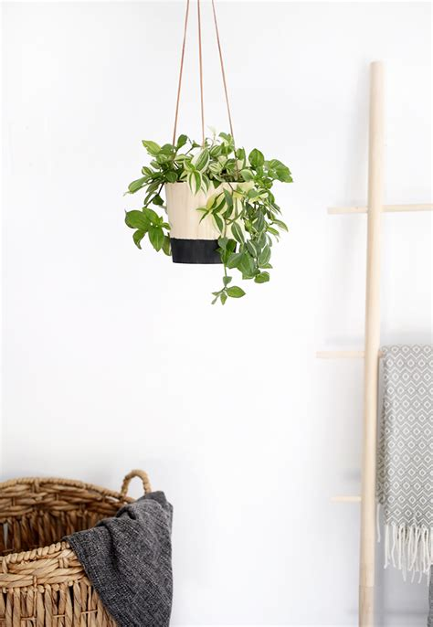 diy hanging planters diy wood hanging planter 187 the merrythought