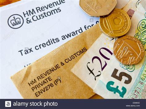 Hmrc Tax Credit Award Letter up of uk tax credits award from hm revenue and