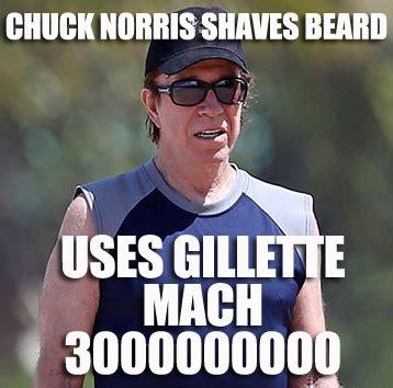 Chuck Norris Beard Meme - a requiem for chuck norris s beard