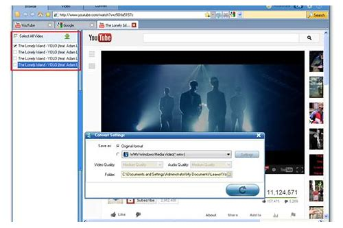 download youtube mpg4 videos