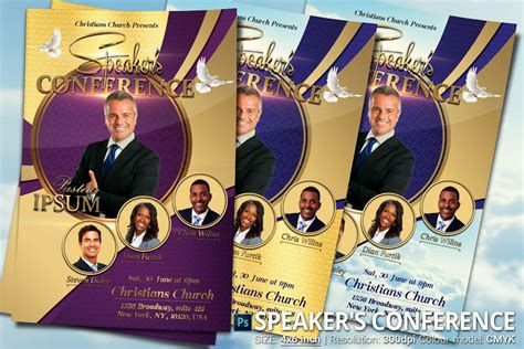 Church Flyer Images
