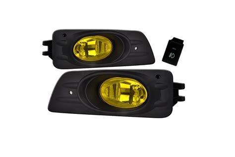 2006 honda accord fog lights 2006 honda accord custom fog lights aftermarket fog lights