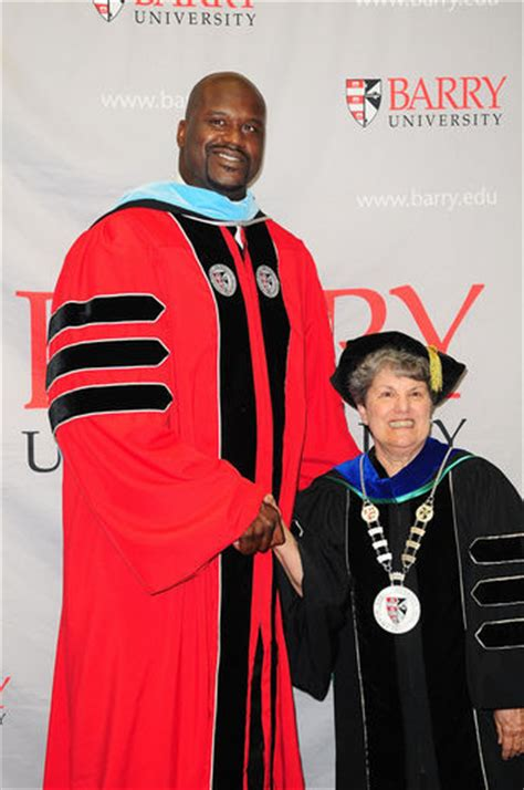shaq phd dissertation shaquille o neal get s his doctorate degree thatplum