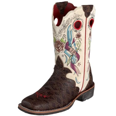 ariat s rodeobaby rocker boot apparel in the uae