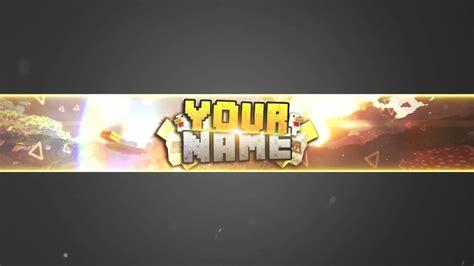 banner design using photoshop cs5 epic minecraft banner for photoshop cs6 cs5 cc
