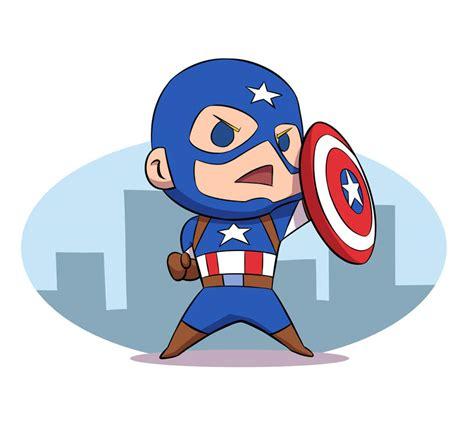 captain america chibi wallpaper chibi captain america by robbiecave on deviantart