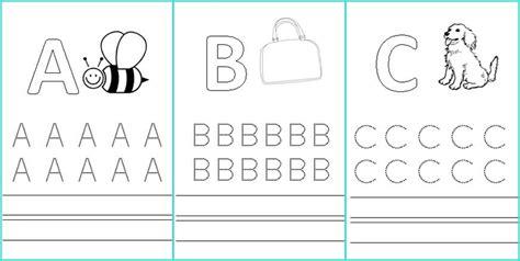 lettere alfabeto da ricalcare studiamando liberamente alfabetiere con lettere da ripassare