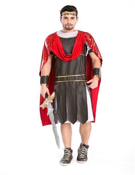 rome fashion styles clothing online buy wholesale roman soldier costume from china
