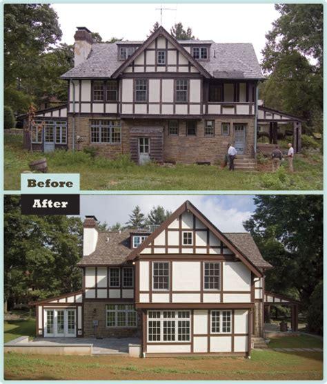 jenkintown tudor renovation tudor renovation addition whole house renovation