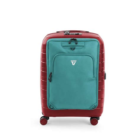 roncato trolley cabina trolley cabina rosso