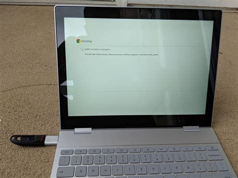 android reset usb port how to recover a chromebook over usb android central