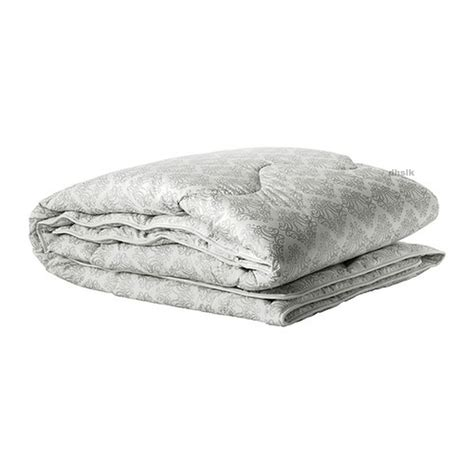 ikea comforter warmth rate guide ikea annbritt queen full bedspread comforter white gray
