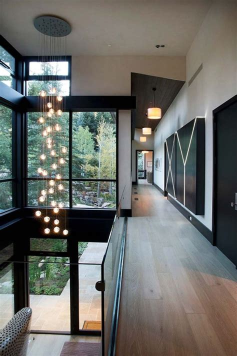 contemporary home interiors best 25 modern mountain home ideas on pinterest