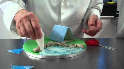 How To Make Cake Decorating Gel by Using Piping Gel