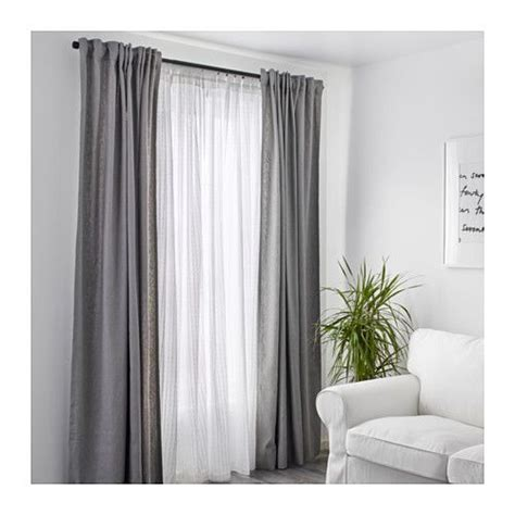 how to hang ikea curtains 25 best ideas about ikea curtains on pinterest diy