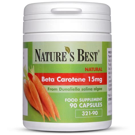 s k supplements beta carotene supplements nature s best