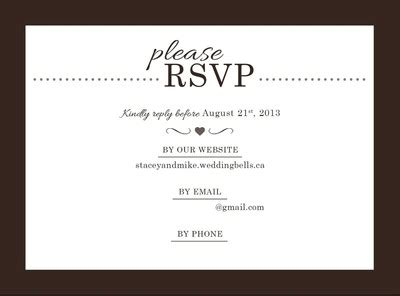 stamps on rsvp envelope | weddings, etiquette and advice