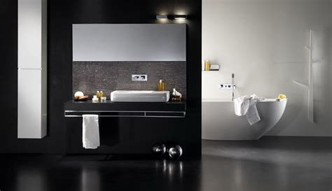 black bathroom decorating ideas black and white bathroom design inspirations digsdigs
