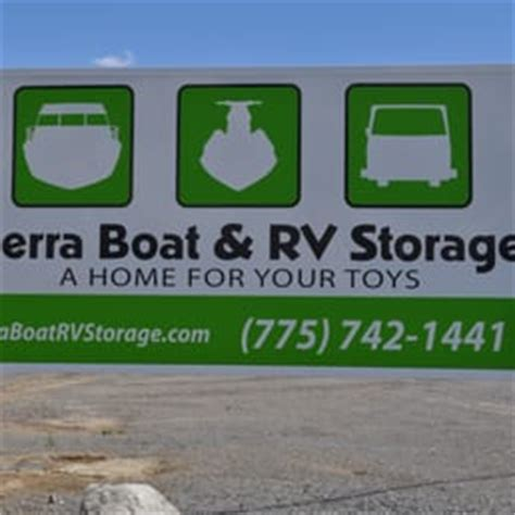 boat and rv show near me sierra boat rv storage self storage 7 affonso dr