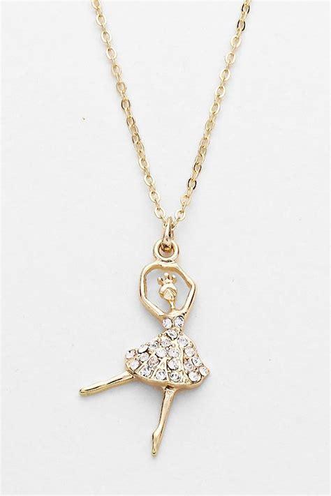 cadenas de oro raras 22 encantadores accesorios para las que aman el ballet