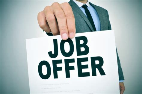 10 signs you re about to receive a job offer women s magazine