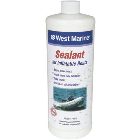 boat dock sealer west marine inflatable boat sealant west marine