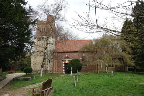 Holy Swiss Cottage by St Dunstan Cranford 171 Churches In Photographs