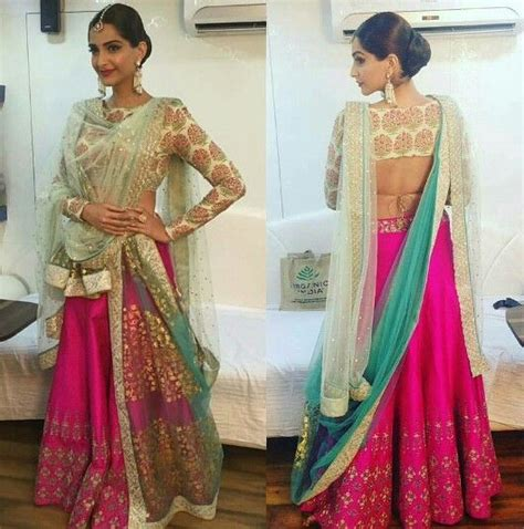 different ways to drape a dupatta different ways to drape lehnga dupatta threads