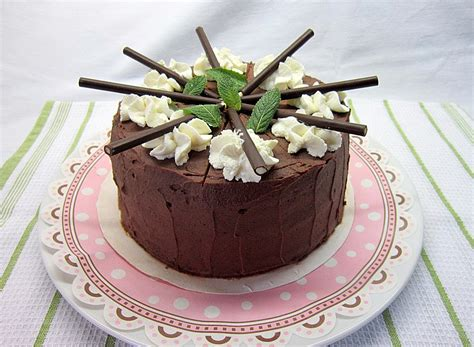 After Eight Torte by Kleine After Eight Torte Trekneb Chefkoch De