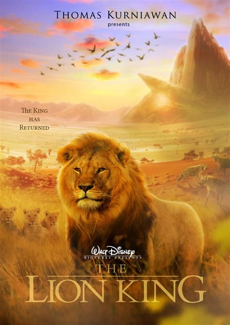 lion film pictures thomas kurniawan s portfolio disney movie poster artwork