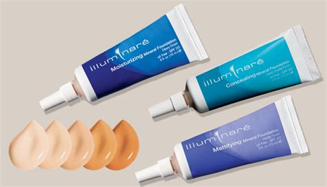 illuminare cosmetics illuminare cosmetics liquid mineral makeup