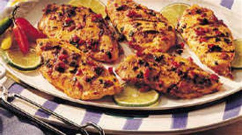 jerkin chicken menu jamaican jerk chicken recipe bettycrocker