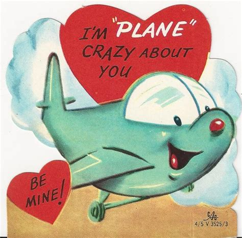 airplane valentines pin by sherri on retro vintage graphics