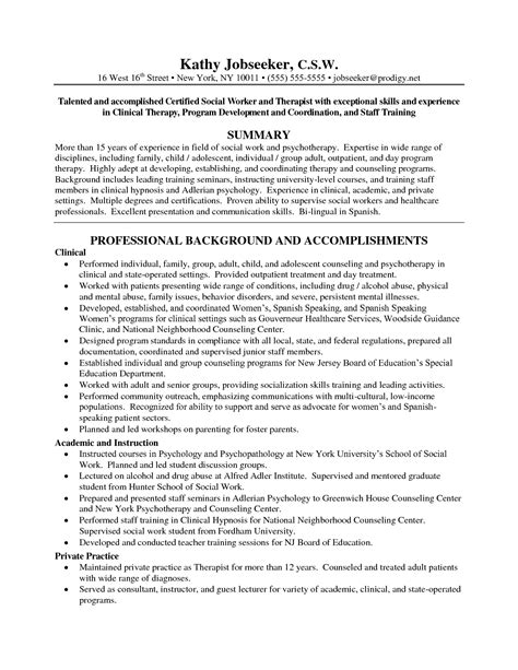 work study cover letter 3 12 sample letters for social workers