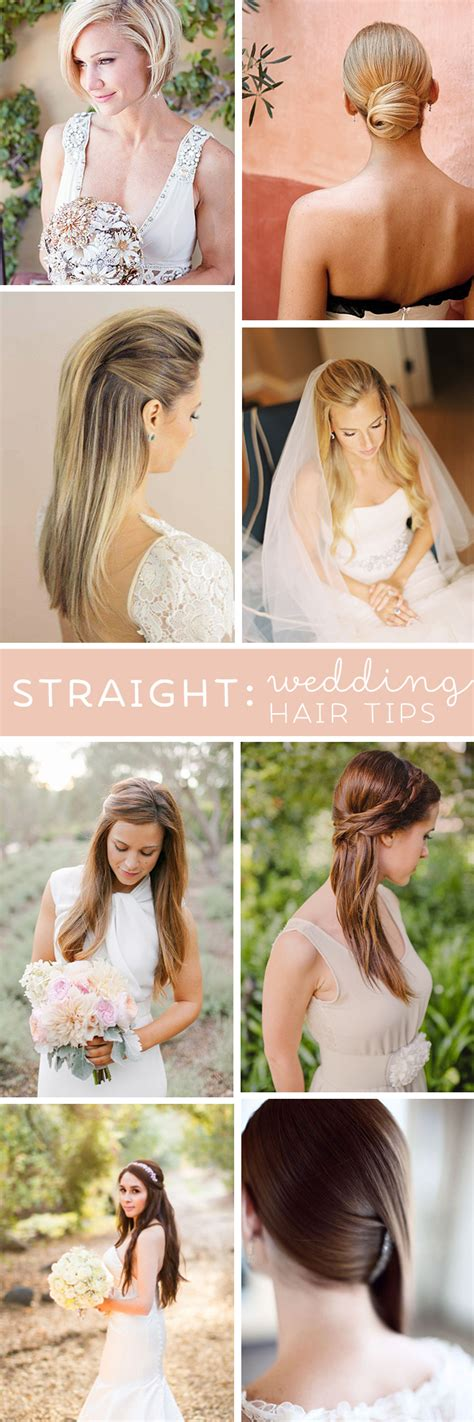 Hairstyles For Hair On Wedding Day by Best Wedding Hair Tips For Wearing Styles