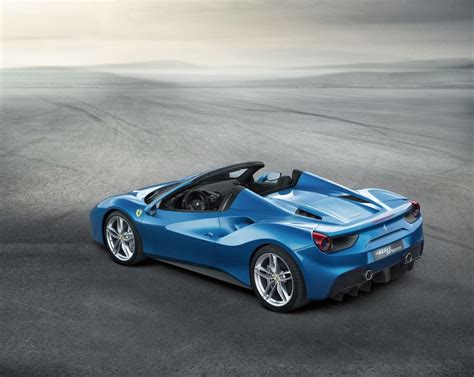 ferrari 488 convertible ferrari 488 spider 526 888 data details specifications