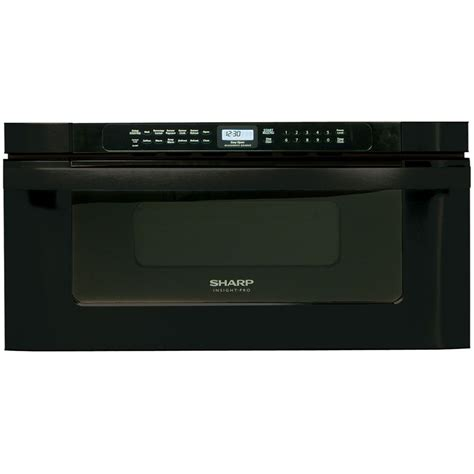 Sharp Insight Pro Microwave Drawer by Sharp 30 In 1000w Insight Pro Microwave Drawer Oven In