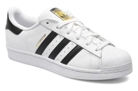 Adidas Superstar J Originals adidas chaussures adidas superstar femme sarenza